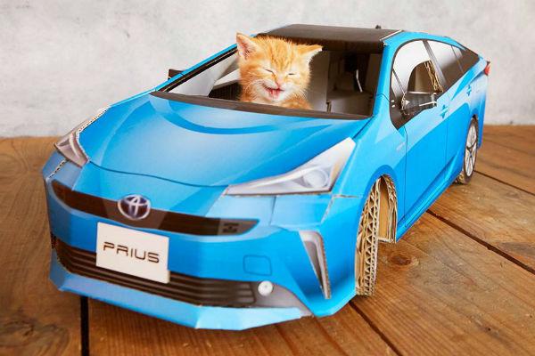 トヨタ自動車様 プリウス