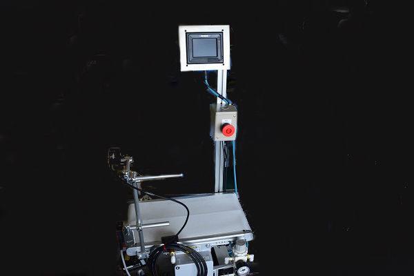 ラベル検査機